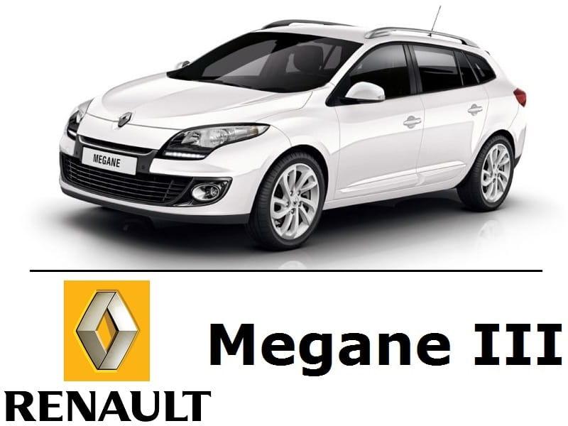 renault megane iii grandtour zestaw o wietlenie kabiny. Black Bedroom Furniture Sets. Home Design Ideas