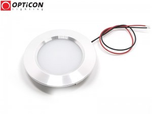 Panel LED 3W 18x SMD2835 10-30V DC 120st Biały Ciepły 3000K 12V 24V OPTICON