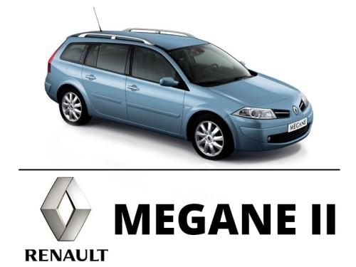 Renault Megane Ii Zestaw Oświetlenie Kabiny Led Standard 11 żarówek