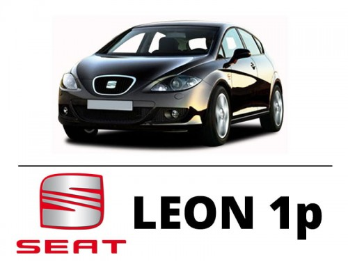 Seat Leon Ii 1p Zestaw Oświetlenie Kabiny Led Standard 7 żarówek