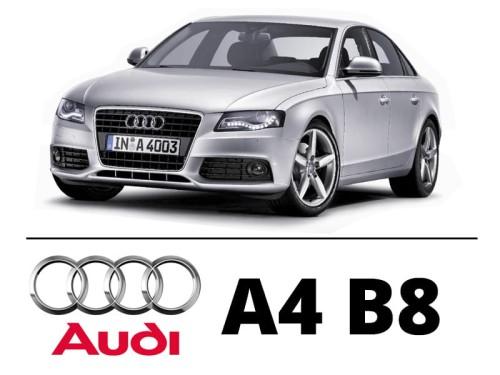 Audi A4 B8 Sedan Zestaw Oświetlenie Kabiny Led Standard 9 15