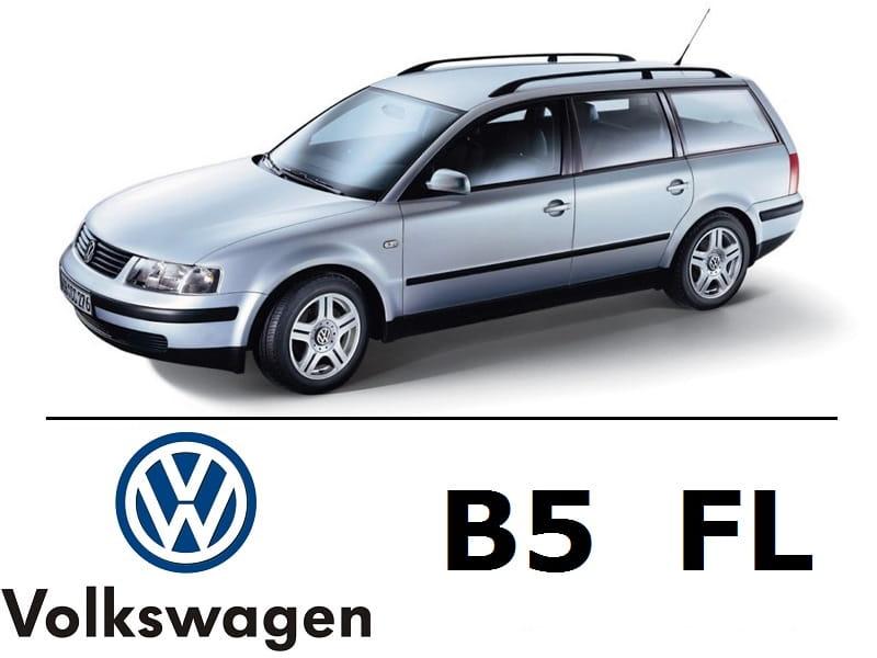 Volkswagen Passat B5 Fl Zestaw Oświetlenia Kabiny Led Standard 13 żarówek