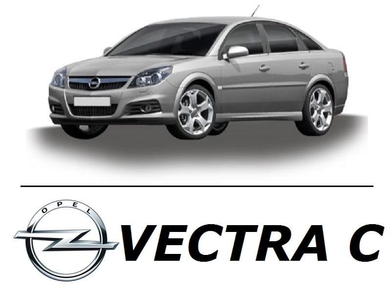 Opel Vectra C Sedan Zestaw Oświetlenie Kabiny Led Standard 13 żarówek