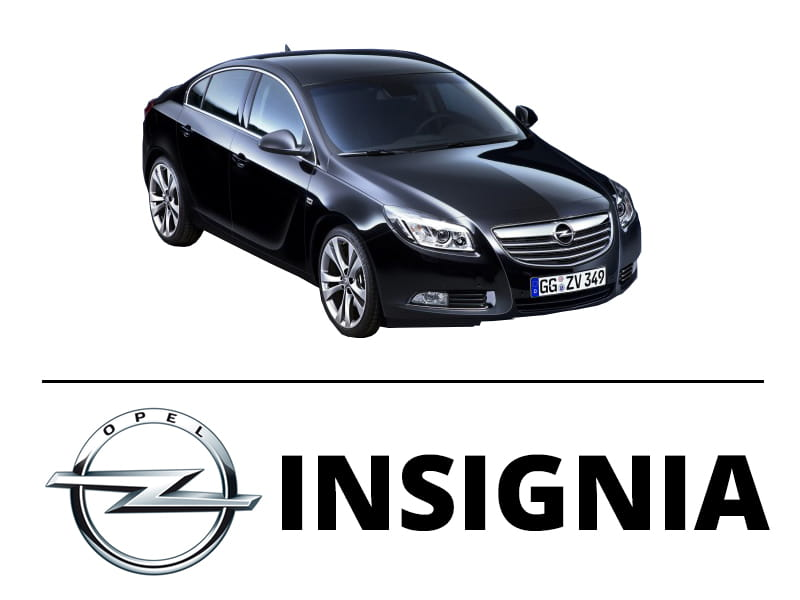 Opel Insignia A Zestaw Oświetlenia Kabiny Led Standard 15 żarówek