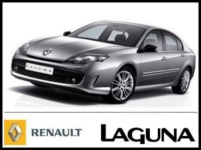 Renault Laguna Iii Zestaw Oświetlenie Kabiny Led Standard 12 żarówek