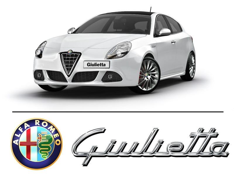 Alfa Romeo Giulietta Zestaw oświetlenia kabiny LED Standard 9 żarówek