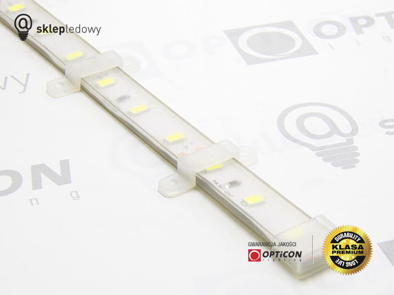 Osłona Silikonowa Ip68 1 Metr Dla Taśm Led 8mm 10mm 12mm Www Sklepledowy Pl